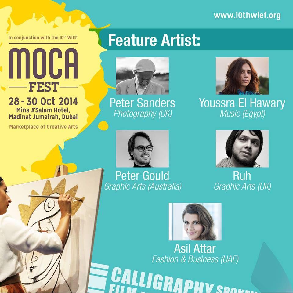 MOCA Fest 2014