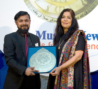 Ruh Receives Excellence in Art Award